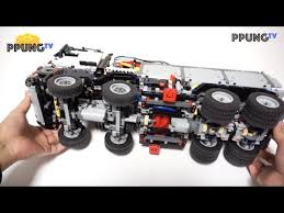 42043 RC MOD Instructions   A model Mercedes Benz Arocs 3245 by PPUNG DADDY
